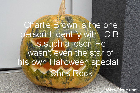 Charlie Brown Halloween Quotes