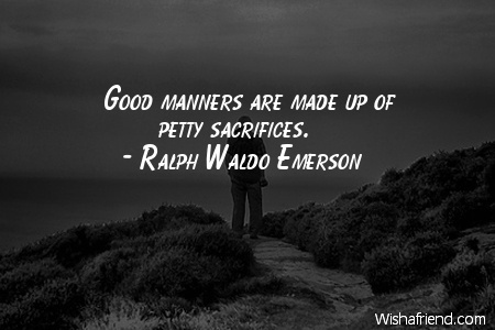 Manners Matter Quote Manners Quotes