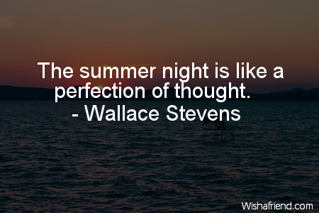 Summer nights quotes