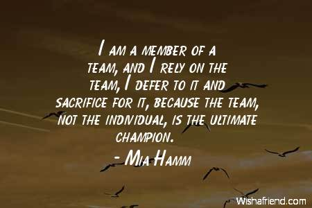 Teamwork Quotes Teamwork Quotes