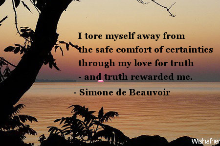 simone de beauvoir essay The marquis de sade - an essay has 245 ratings and 30 reviews ahmad said: faut-il brûler sade, simone de beauvoirتاریخ نخستین خوانش: چهارم ماه مارس سا.